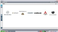Mecredear Benz DAS XENTRY Developer 2013.05 HDD software Version