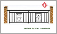Newstyle Hot dip galvanized steel assembled guardrails, can guarantee the quality 30years anti-rust .Powder coated