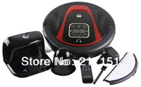 Free to America! 4 in 1 Multifunction Robot Vacuum Cleaner LR-450B-Red Cleaner Vacuum