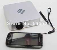 High performance phone size projector AV VGA HDMI USB TV Build-in 2G Memo hot selling