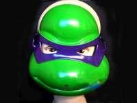 Teenage Mutant Ninja Turtles mask Super funny purple color