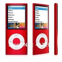 Wholesale 10pcs/lot 4th 16GB Gen 1.8 inch TFT Screen Slim MP3 MP4 Player FM REC + DHL/EMS Free shipping ! ! !