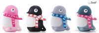 Bone penguin style 4g cartoon usb flash drive usb flash drive usb flash drive silica gel usb flash drive