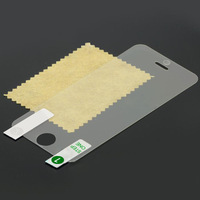 5PCS Clear Front Screen Protector Guard Cover Film Fit For iPhone 5 5G