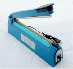 Handle impulse heat sealing machinery SF-300-P plastic shell,bag sealer handy equipment,width 300mm-3kg,manual packing tool(China (Mainland))