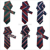 Fashion Silk Tie Royal Style Men's Tie 8.5cm x 148cm x 3.8cm Best Gift #1445 Free Shipping