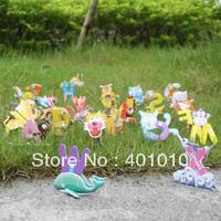 CubicFun 3D Animal school 26 letters educational diy toy free air mail