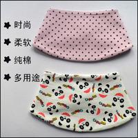 Bib bib muffler scarf 100% cotton thickening female child fashion exquisite