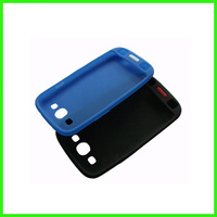 1000pcs/lots,For Samsung Galaxy S3 Silicone Case,Sillcone Case for Samsung Galaxy S3 I9300 +DHL Free shipping