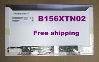 LCD Screen Laptop Display Flat Panel brandnew B156XTN02 B156XTN02.0 AU 15.6 inch 15.6 Free shipping by Post