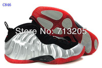 Free Shipping 2012 New Famous Trainers Air Foamposite Pro Man's Sports Basketball Shoes C846 Size 41-47 Mix order