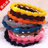 Drum drum lotus festival headband basic headband hair rope tousheng rubber band