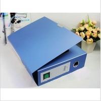 Lackadaisical deli 5604 file box a4 4 8 thick file box information box
