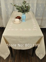 "175X350CM  (70"" *138"") ,  Linen tablecloth,for dinner table,home decoration,party!"