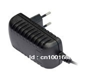 Free shipping(100pcs/Lot 100% DC12V2A  AC100-240Volt 12V2A switching power supply for Set top box