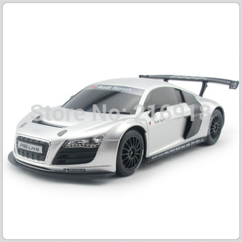 Rastar star 1:24 R8 LMS remote control car 46800 rc electric car for kids toys /children radio controller car gift
