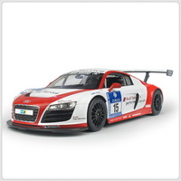 Star 1:14 Audi R8 LMS racing version 47510  /Simulation of rc car toy/children radio control car gift
