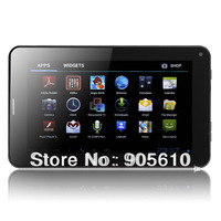 """Cheapest 7"""" Allwinner Phone Call SIM tablet pc 512M/4GB capacitive Screen android 4.0 2G tablet pc Dual camera"""