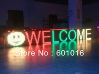P20-RG-8  264*40*9cm P20 outdoor led display