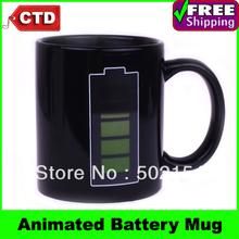wholesale heat sensitive color changing mug