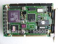 Advantech PCA-6145B/45L REV:C1 CPU Board - CPU Card Half-Size 486 W/LCD/VGA (No LAN)