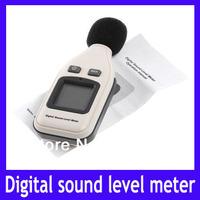 Free shipping Digital Sound Level Meter Decibel Logger 30-130dBA,MOQ=1