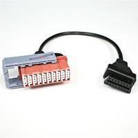 Lexia 3 PP2000 Peugeot Citroen  30pin Car Adapter Connector Cable