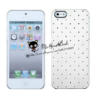 Luxury Protector Case with Diamonds for Apple iPhone 5