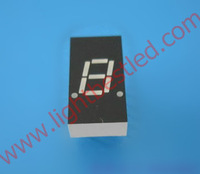 0.3 inch single digital with 2pints LBT3101AW White color led numeric display Common Cathode