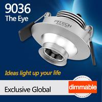 9036 the eye Dimmable 220V LED ceiling lamp for Dinning room from LEDing the life