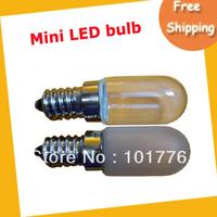 EMS free shipping high quality 220V E12/E14 5PCS DIP LED Mini LED bulb 100pcs/lot