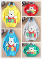 Retail:Baby pooh bear baby T-shirts clothing for boys Children clothing Blouses Long sleeve 5 colors LJ109(China (Mainland))