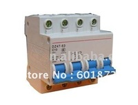 CE approved ,wholesale and retail C45N 2A (3 pieces/Lot) Circuit Breaker