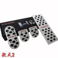 MAZDA 3 throttle pedal m3 brake pedal slip-resistant pad clutch pedal slip-resistant