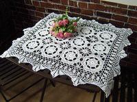 Handmade vintage look Crocheted placemat/ runner/Doilies