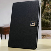Flip Leather case for ipad mini wallet style card holder and Bill packet skid proof smartcover for ipad mini with wake and sleep