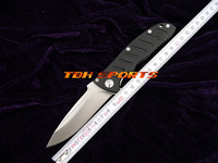 Enlan knives EL01A 8Cr13, 57HRC,G10,folding with clip camping knife+Free shipping(SKU12010090)