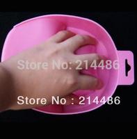 Nail Art Tips Soak Bowl Tray Treatment Remover Manicure Hot Selling