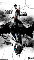 "10 ART PRINT Hot Game devil may cry 14"" x 24"" inch poster"