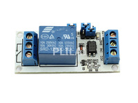 1-Channel 12V Relay Module High and Low Level For PIC AVR DSP MSP430, TTL