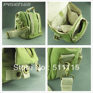 The product wins canvas shoulder SLR outdoor camera bag 650D 600D 550D D3100 D3000 D3200