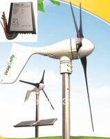 400W wind turbine generator + extra 600W controller