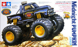 free shipping Tamiya 17004 1/32 Wild Mini 4WD Series No.4 Midnight Pumpkin Junior kit 1:32 Electric R/C Car electric toy car(China (Mainland))