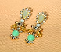 Min $20 (can mix) Free Shipping!! Fashion diamond luxury women's earrings