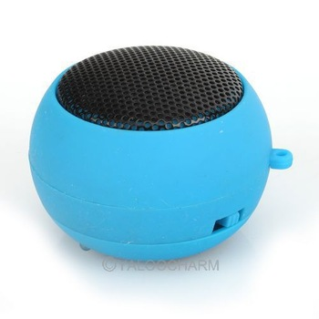 1pcs Cute Mini Hamburger Speaker Portable Traveling Speaker FOR IPOD IPHONE MP3 PC IPAD 80460