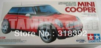 Low shipping fee Tamiya rc model electric 1/10 M-Chassis Cars brand new rc mini cooper kit M03L Chassis 58295