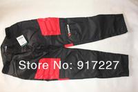 Free shipping 1pcs/Lot New DK006 sport pants Motor,Motocross,racing,motorcycle,motorbike,cycling Oxford pants Black