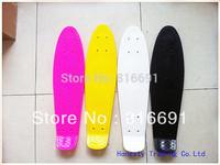 Free shipping  2013 yellow penny skateboard deck skateboard 22  completed skateboard deck
