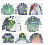 Wholesale - 5pcs motorcycle Racing Jersey,motorcycle T-shirt S,M,L,XL racing,motorbike,motocross jersey Td3