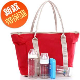 Free Shipping Heat Preservation oversized nappy bags multifunctional multi-pocket mother bag maternity bag infanticipate bag